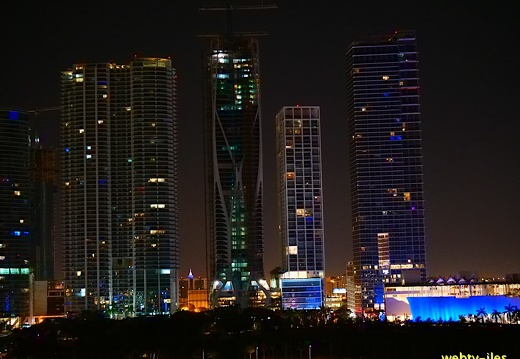 floride-miami-port-night405