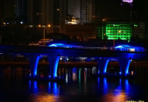 floride-miami-port-night413