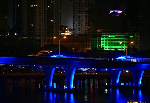 floride-miami-port-night414