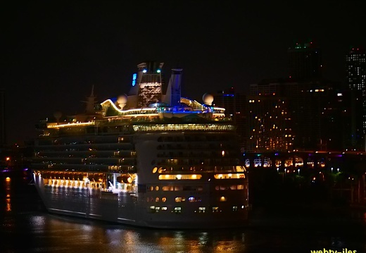 floride-miami-port-night437