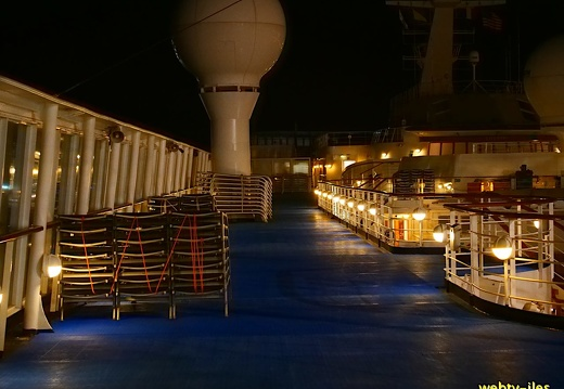 floride-miami-port-night453