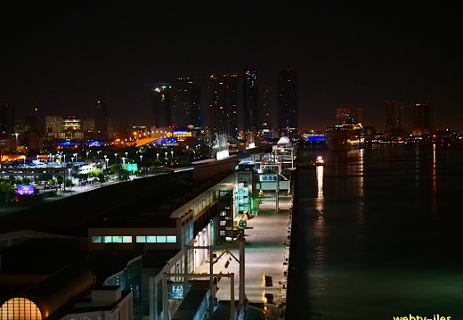 floride-miami-port-night461